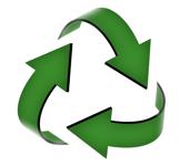 Recycle, refurbish and refresh