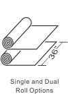Dual Paper Rolls